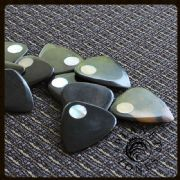 Planet Tones - Greenlip Abalone - 1 Pick | Timber Tones